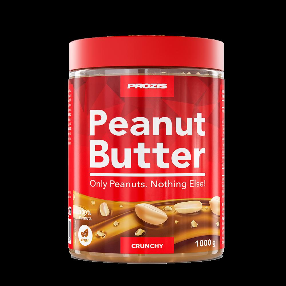 Beurre de Cacahuète 1 000 g - Énergie & Endurance | Prozis
