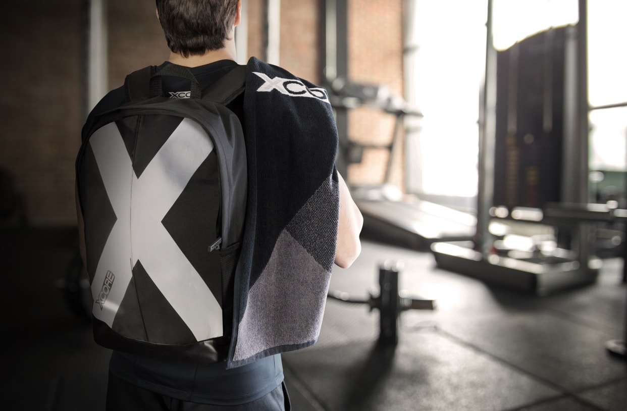 Go Beyond Hard Core Backpack