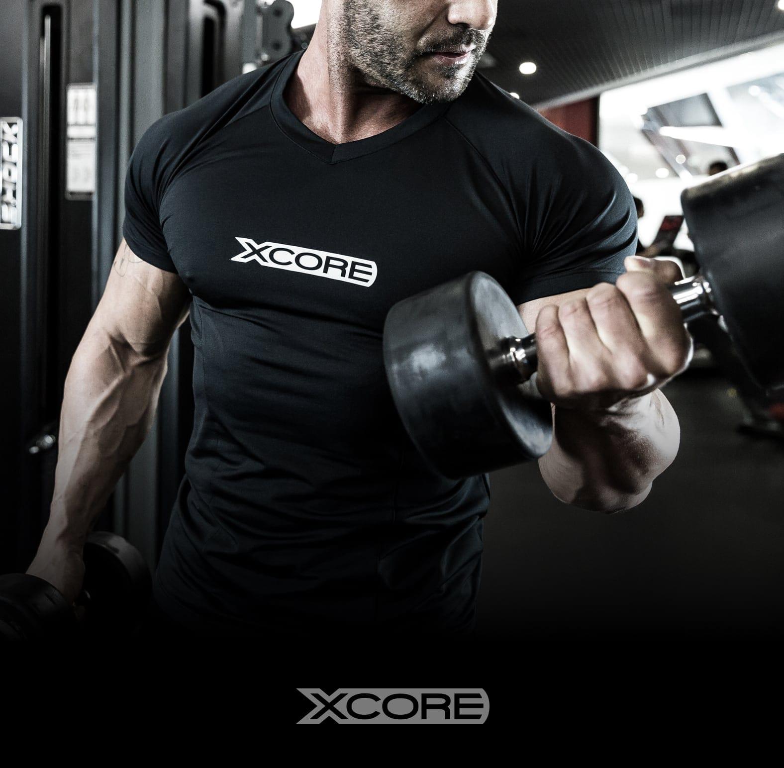 XCore hardcoretshirt