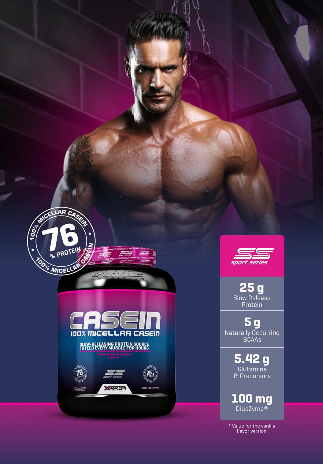 Xtreme Casein Protein