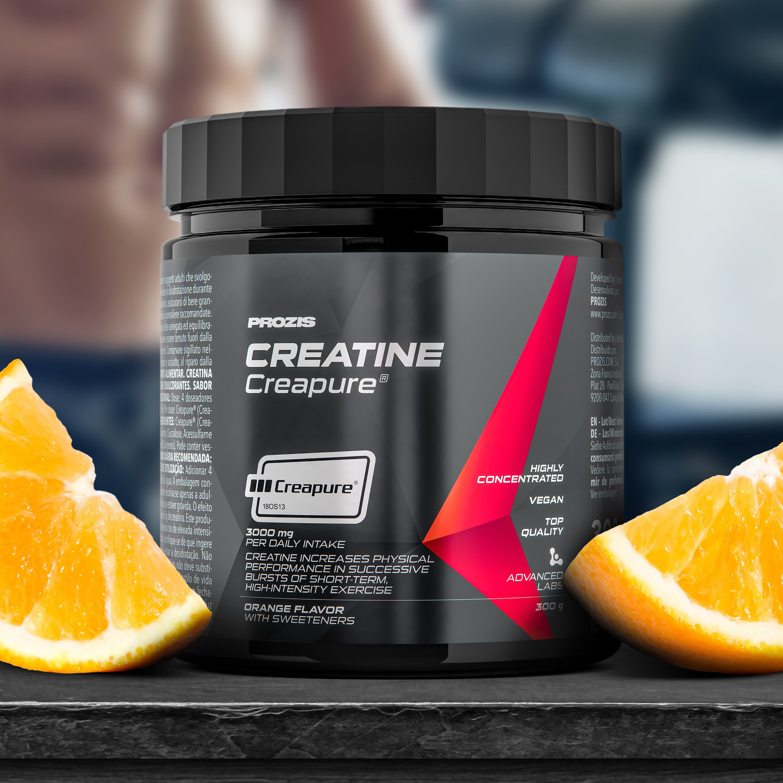 Creatina Creapure® 300 g - Desarrollo Muscular | Prozis
