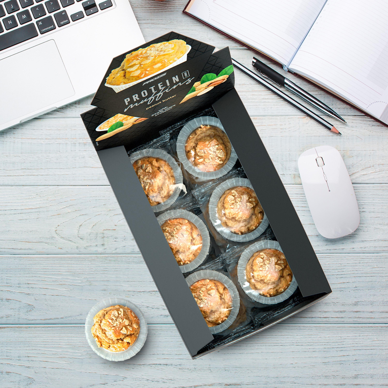 12 x Protein Mini Muffins - Peanut Butter 30 g
