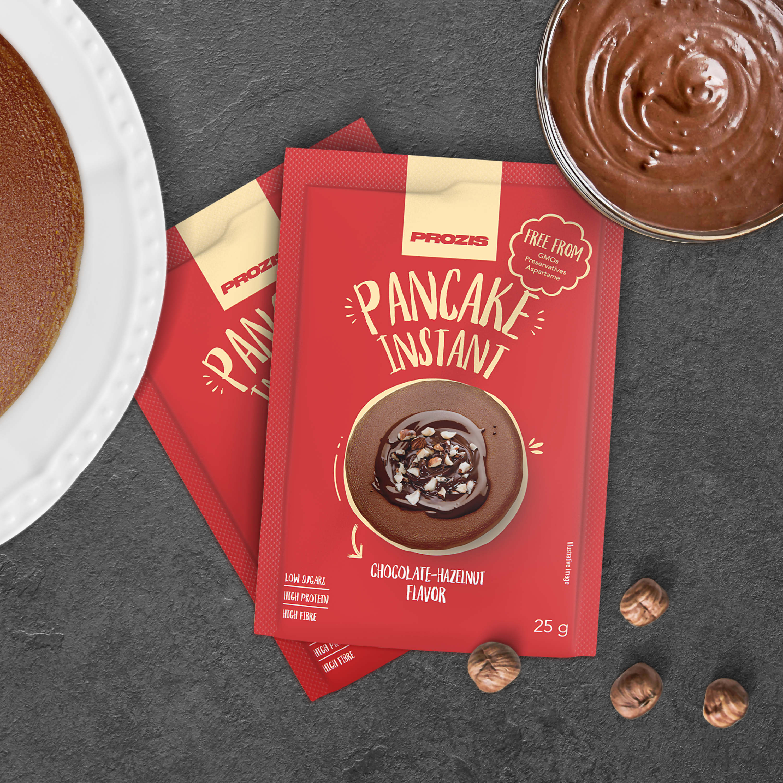 2 X Sachet Instant Pancake 25 G