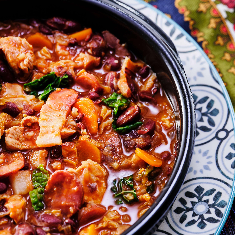 Feijoada à Transmontana com Arroz - Almoço e Jantar | Prozis