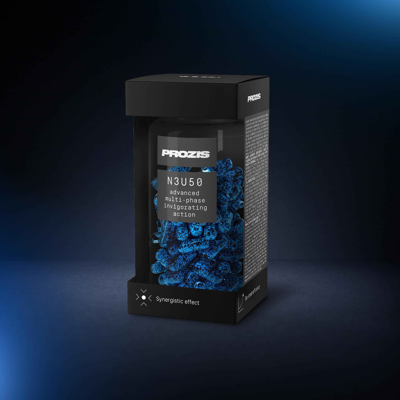 Phasertech N3U50 - Neuro Boost 60 caps - Health | Prozis