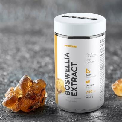 Boswellia Extract 250mg 90 caps - Athlete's Health | Prozis