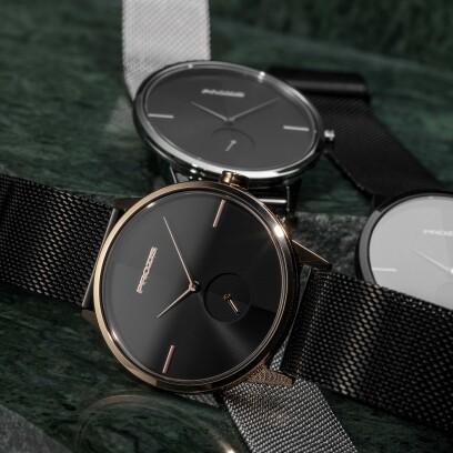 Accesorios Stealth Split De Reloj Black Second ModaProzis 6yfg7bvIY