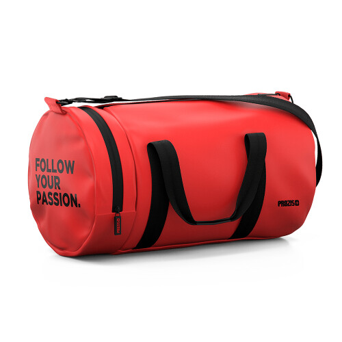 Tasche Barrel - Follow your passion