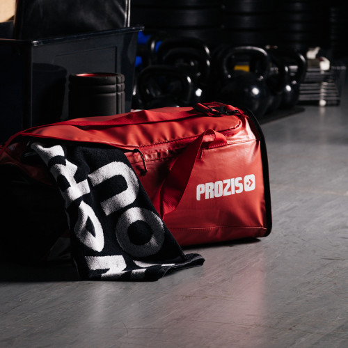 FWD Duffel Bag Red