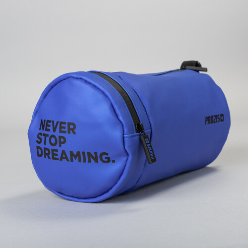 Barrel Wash Bag - Never stop dreaming