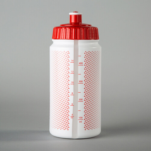 Prozis Bottle 500 ml - White / Red