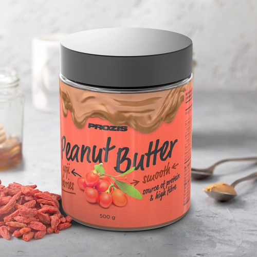 Peanut Butter and Goji 500 g