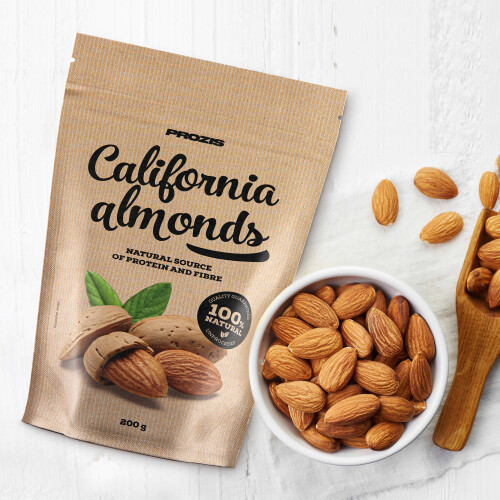 California Almonds 200 g