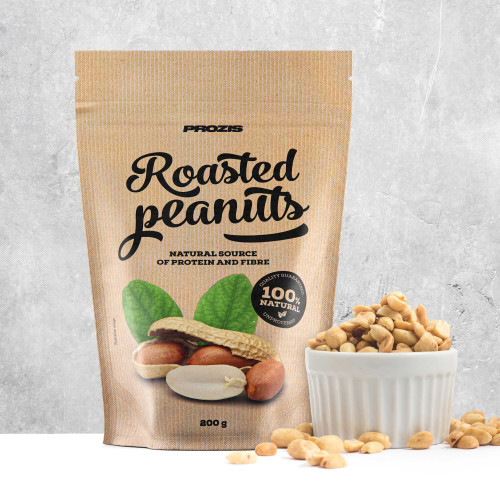 Roasted Peanuts 200 g