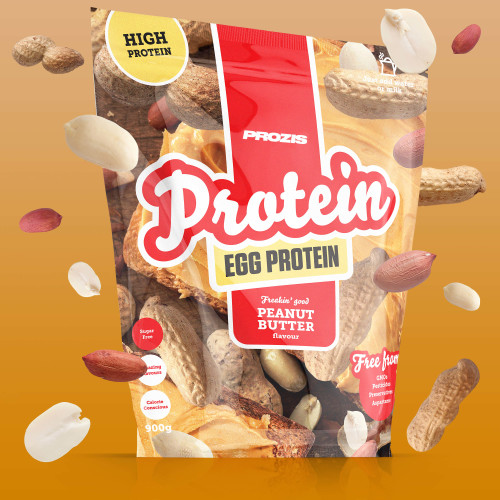 Egg Protein - Freakin Good 900 g