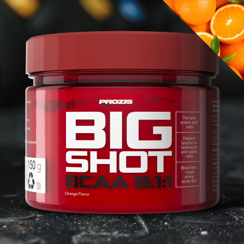 Big Shot - BCAA 8:1:1 150 g