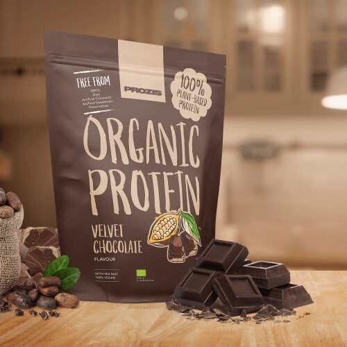 Organic Vegetable Protein 900 g