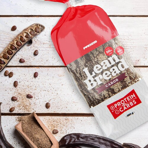 Lean Bread - Pane di carruba 360 g