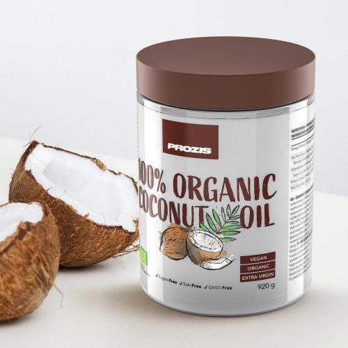 100% Organic Coconut Oil 920 g