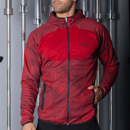 X Act - Blade Jacket Red
