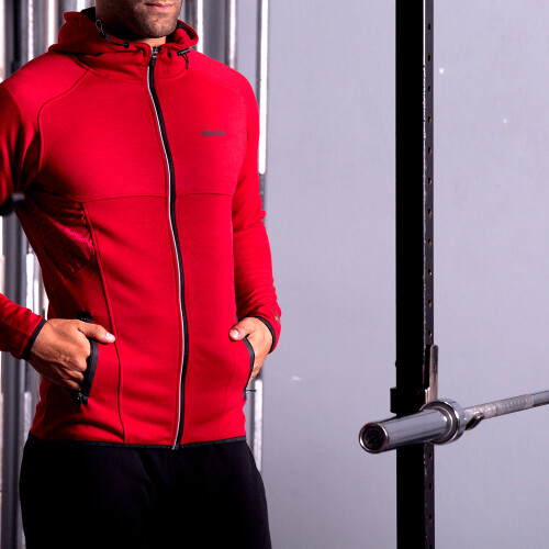 X Act - G'Hood Vibe Jacket Red