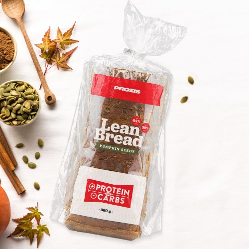 Lean Bread - Pumpkin Seeds 360 g
