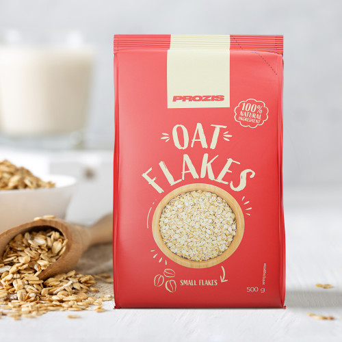 Oat Flakes - Small Flakes 500 g