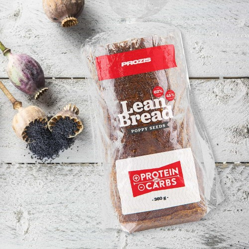 Lean Bread - Poppy Seeds 360 g