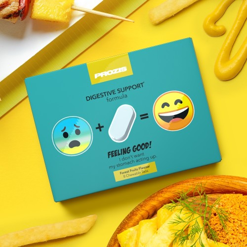 Feeling Good - Digestive Care 8 Chewable tabs