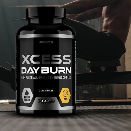 XCESS Day-Burn 120 capsules