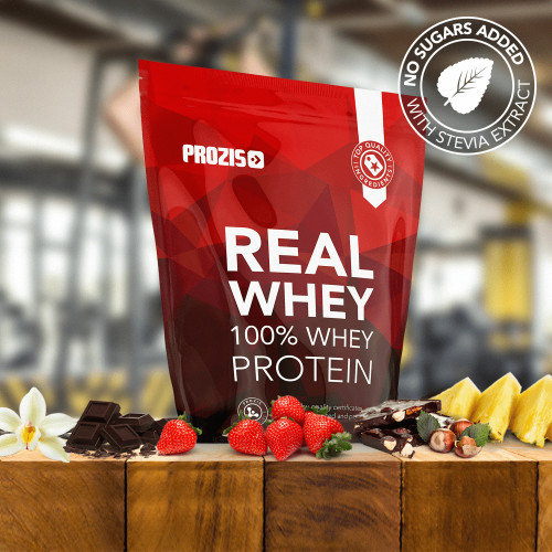 Natural Real Whey Protein 2000 g
