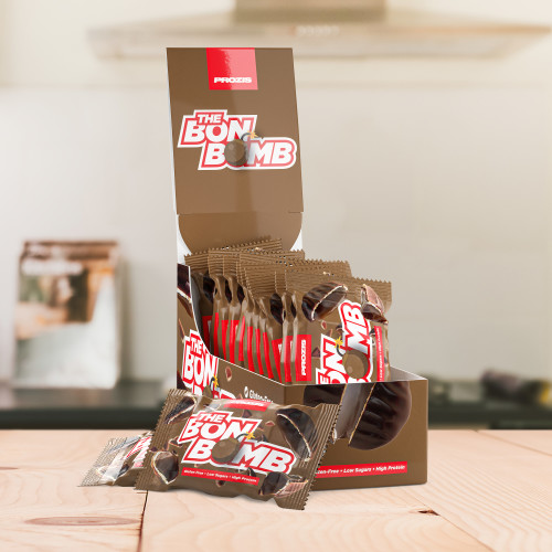 12 x The Bonbomb - High Protein - Low Sugars