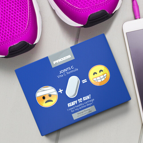 Ready To Run! - JoinC 60 Chewable tabs