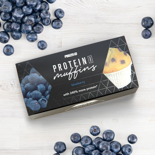 2 x Protein Mini Muffins - Blueberry 30 g