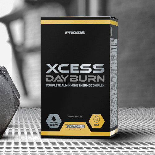XCESS Day-Burn 120 caps