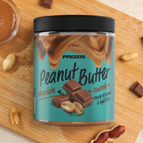 Chocolate Peanut Butter 500 g