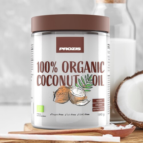 100% Organic Coconut Oil 1840 g