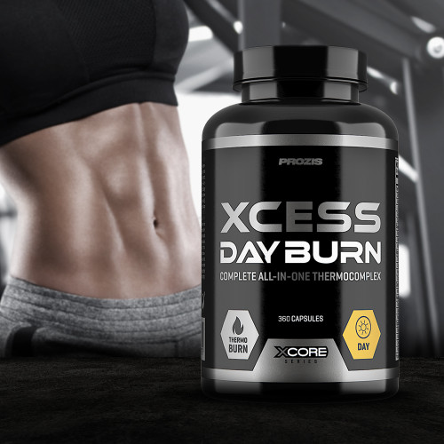 XCESS Day-Burn 360 caps