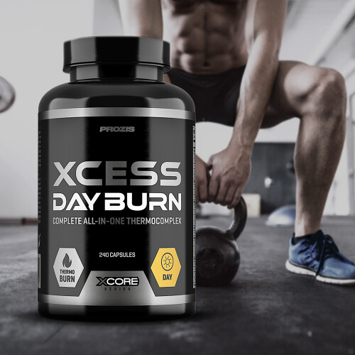 XCESS Day-Burn 240 capsules