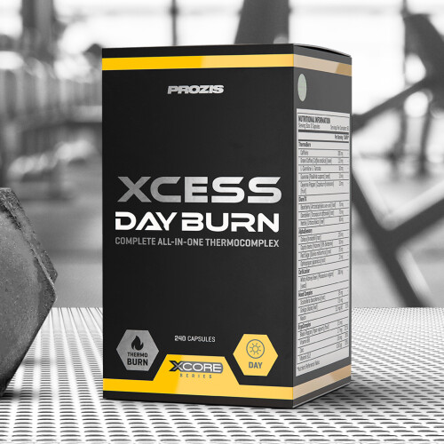 XCESS Day-Burn 240 caps