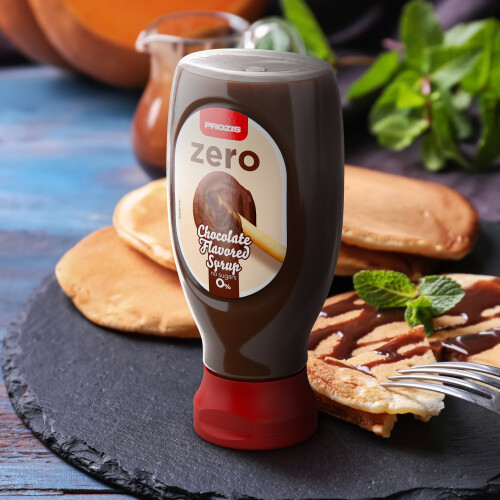 Zero Chocolate Syrup 580 g