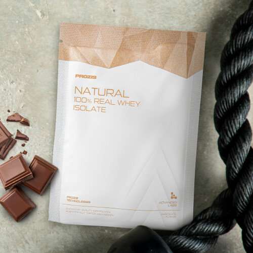 Sachet Natural Real Whey Isolate 25 g