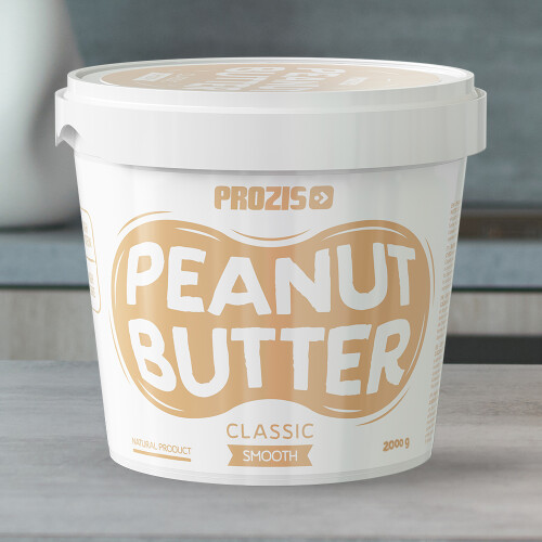 Classic Peanut Butter 2000 g Smooth