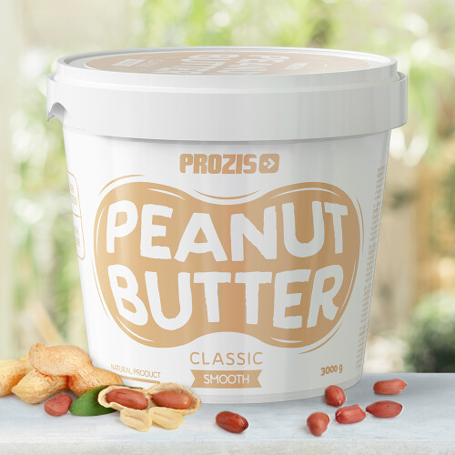 Classic Peanut Butter 3000 g Smooth