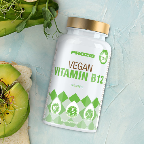 Veganes Vitamin B12 60 Tabletten