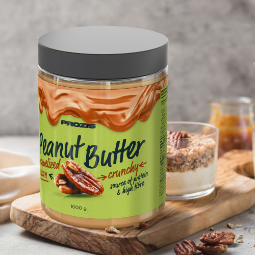Caramelised Pecan Peanut Butter 1000 g