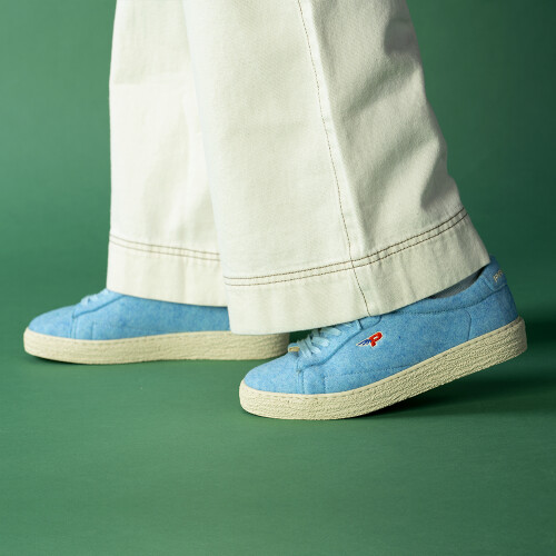 Prozis Sneakers - Match Felt Baby Blue