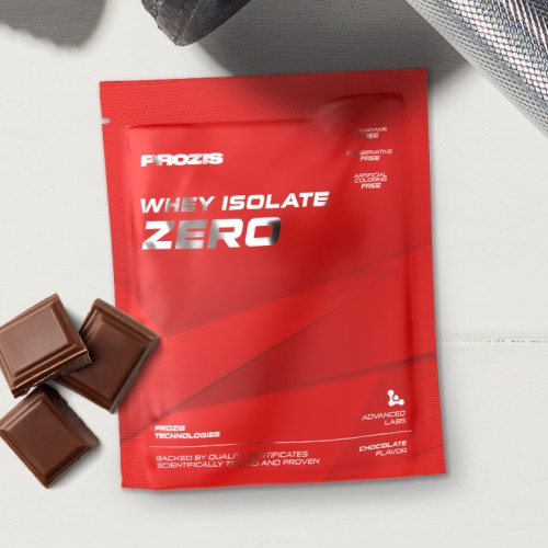 Sachet Zero Whey Isolate 25 g