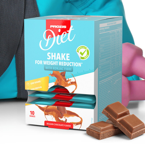 10 x Diet Shake For Weight Reduction 20 g