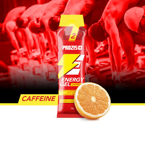 Energy Gel + Caffeine 25 g